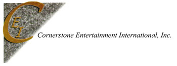 Cornerstone Entertainment International